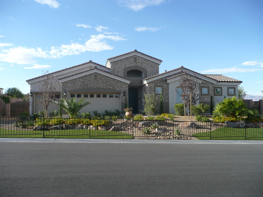 Centennial Hills New Homes