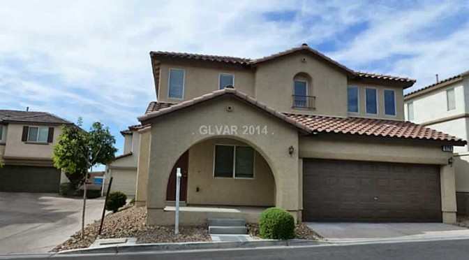 homes for rent las vegas new leaf ave