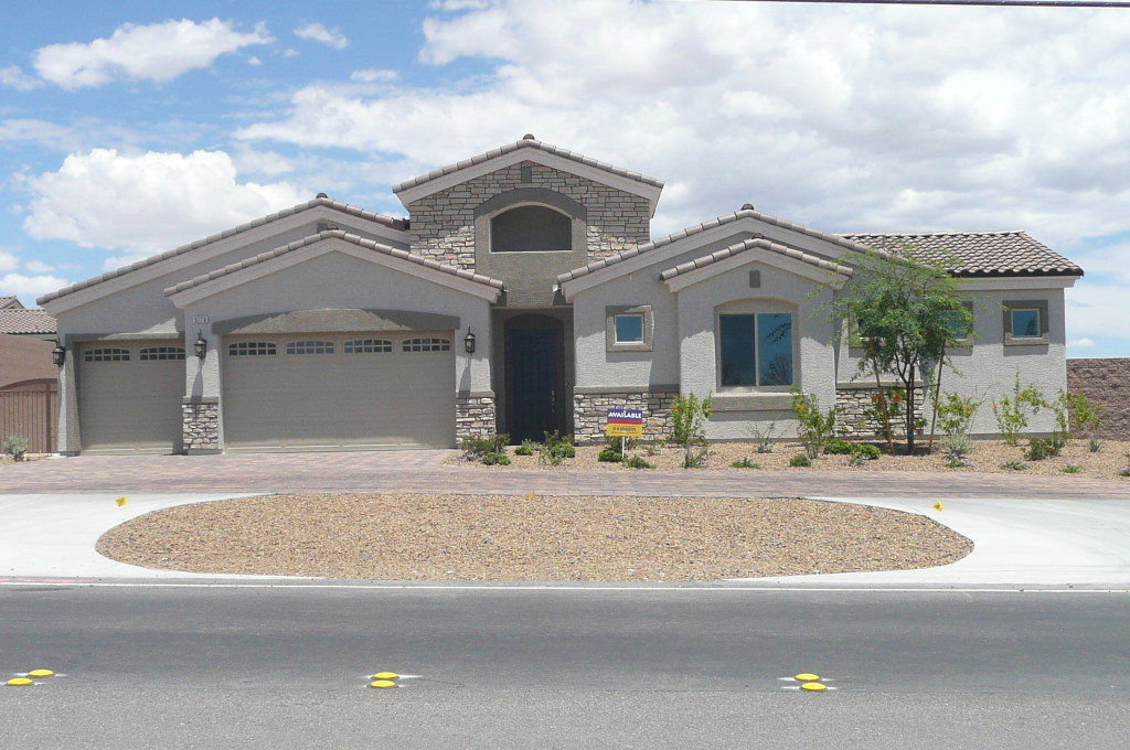 New Centennial Hills Home