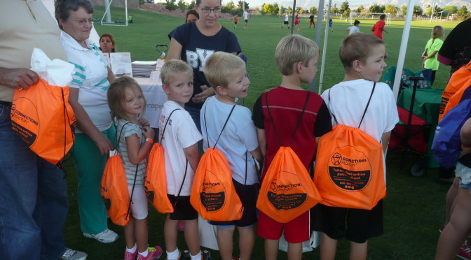 CENTENNIAL HILLS Back-to-School Fair and Movie in the Park 2015