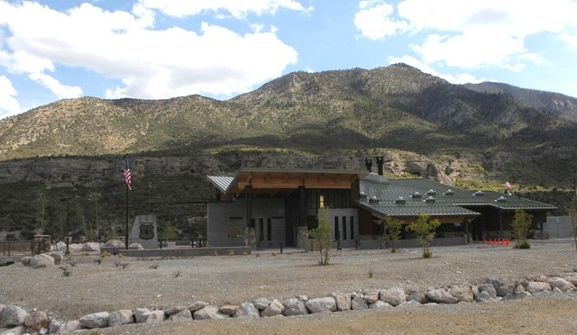 Mt Charleston Gateway Visitor Center